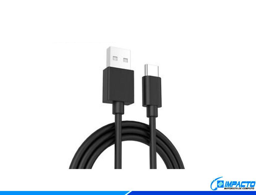 CABLE CARGADOR ORICO [ USB - A -MICRO USB ] ( N301-10-BK ) 1METRO