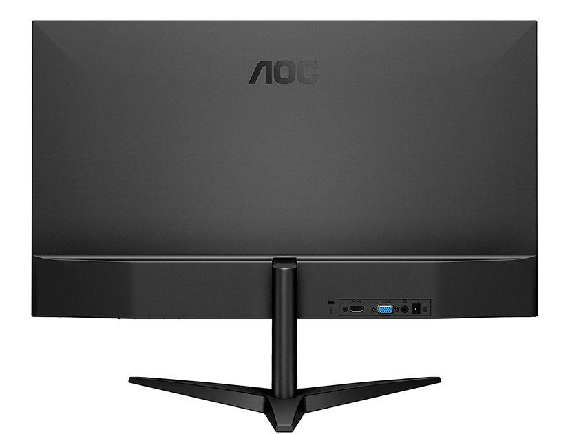 "MONITOR AOC LED 23.6"" ( C24B1H ) CURVO | VGA - HDMI"
