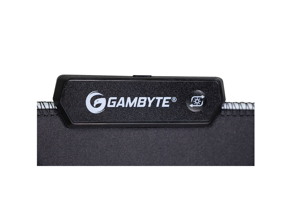 PAD MOUSE GAMBYTE BLAZE G PRO GAMING ( GI- BLAZEG ) GAMING | XL | 800MM X 307MM | LED- RGB