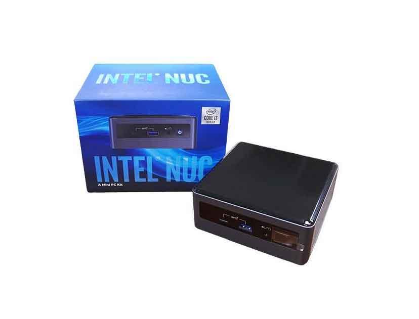 PC MINI INTEL NUC NUC10FNH ( BXNUC10I3FNH1 ) I3 -10110U | 1 SLOT SSD + M.2 | 2 S