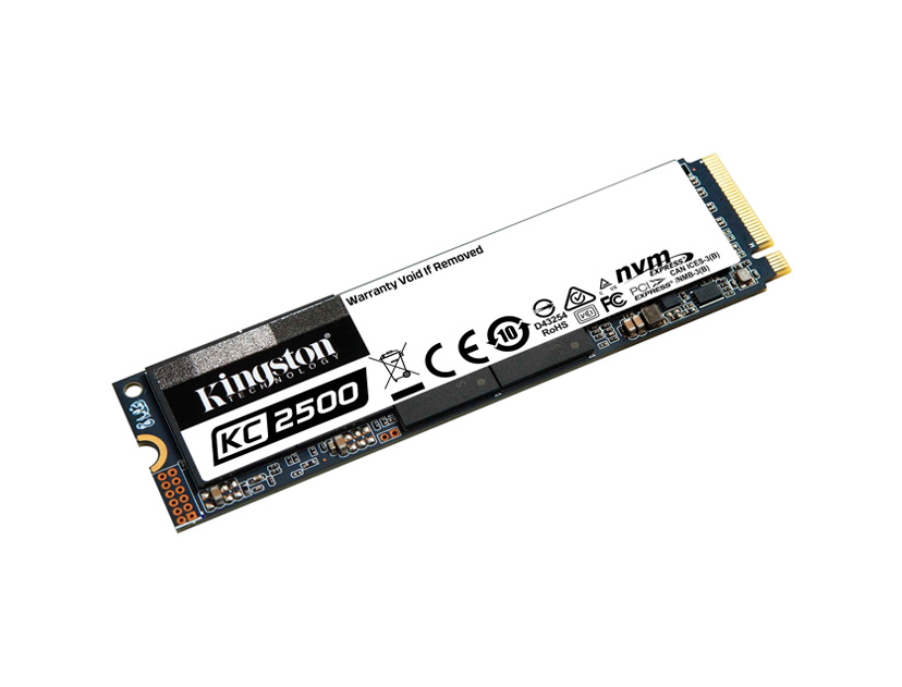 SSD  M.2 SOLIDO KINGSTON KC2500 NVME 500GB ( SKC2500M8/500G ) 2280