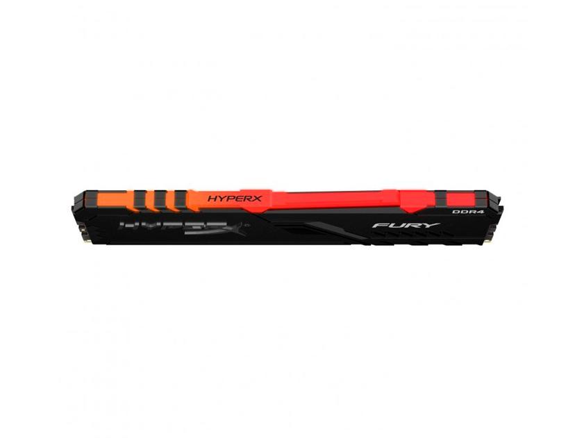MEM. RAM HYPERX FURY DDR4 32GB/3200 ( HX432C16FB3A/32 ) NEGRO | LED- RGB