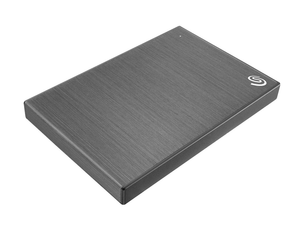 HDD  EXTERNO SEAGATE BACKUP PLUS SLIM 1TB ( STHN1000400 ) NEGRO