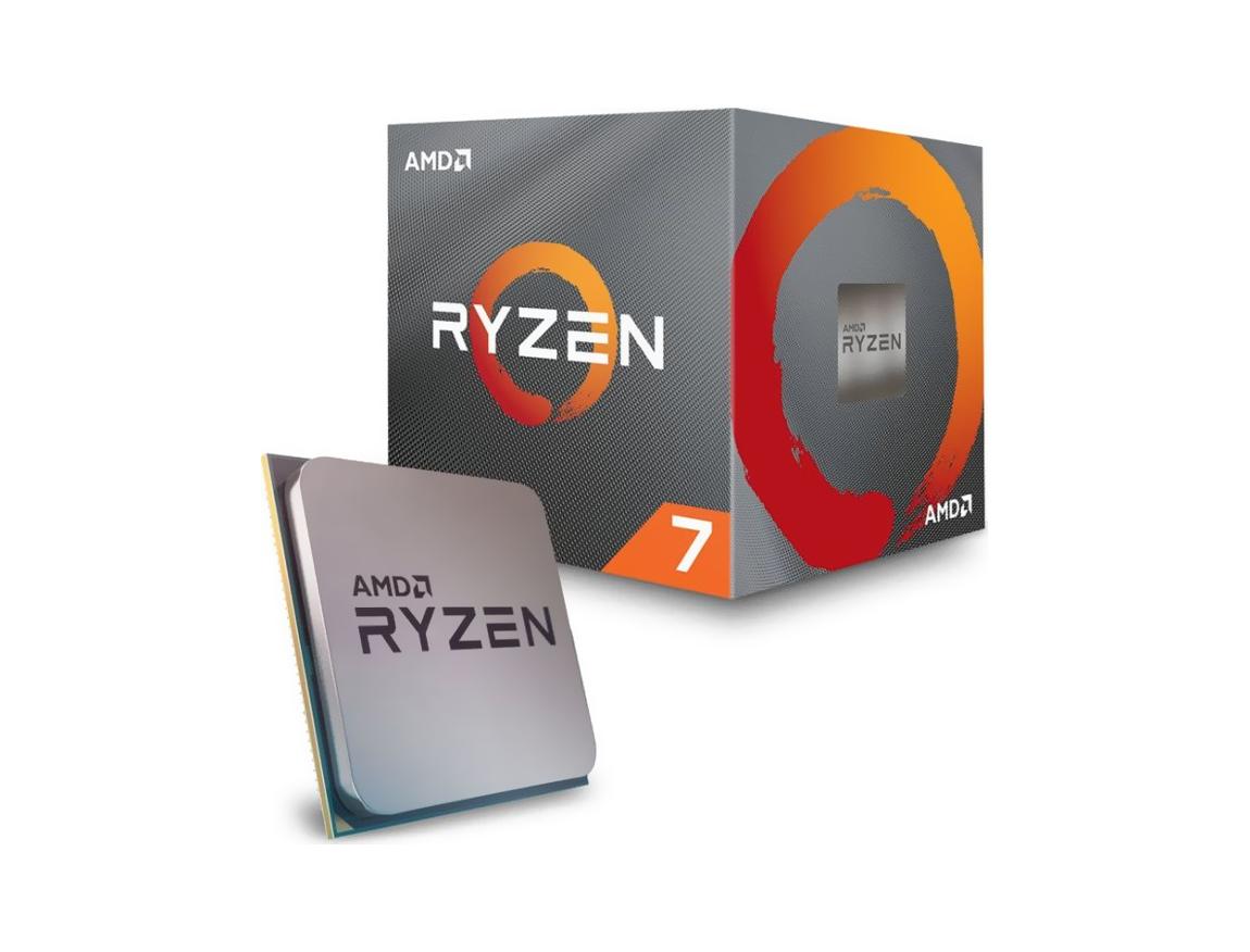 PROC. AMD RYZEN 7 3700X (100-100000071BOX ) 3.6GHZ-36.0MB | AM4