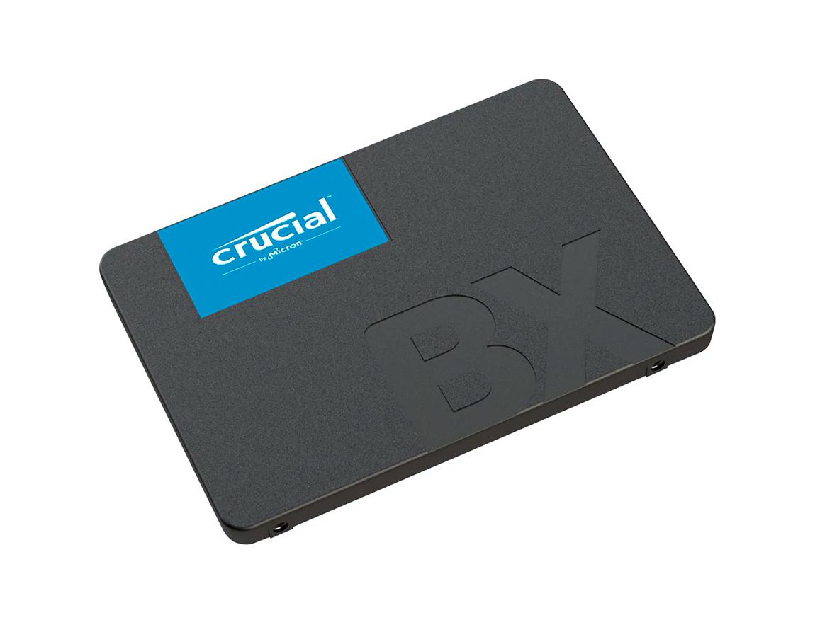 SSD SOLIDO CRUCIAL 240GB ( BX500 ) CAJA