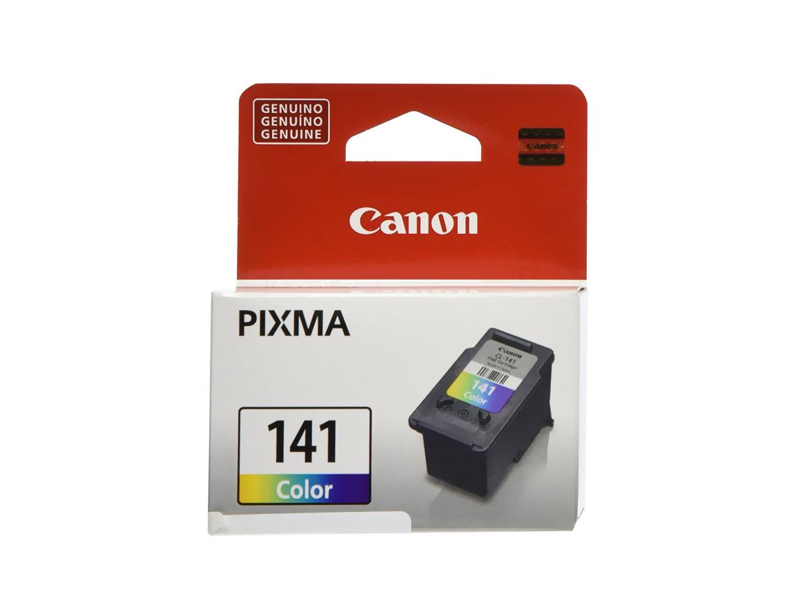 CARTUCHO CANON 141 ( 5203B001AB ) COLOR - MG2110 / MG3110 / MG3510 +