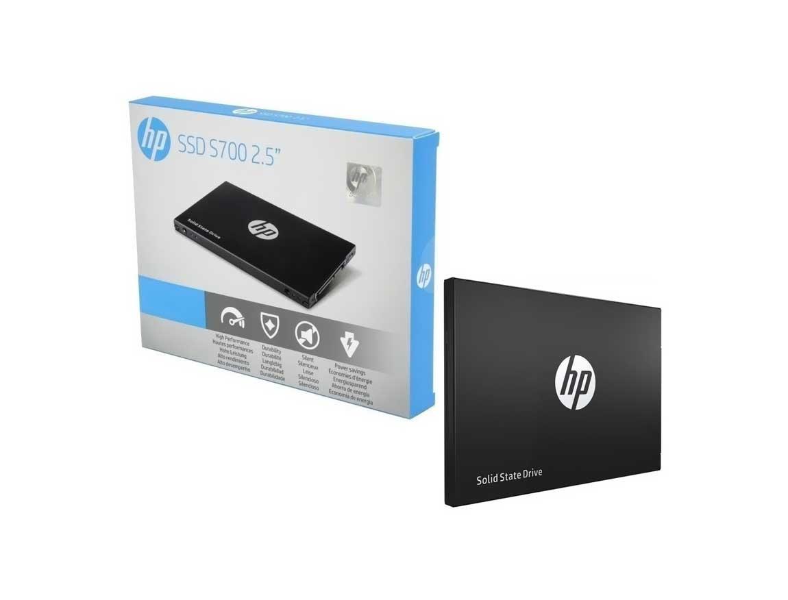 SSD SOLIDO HP S700 2.5 250GB ( 2DP98AA#ABL )