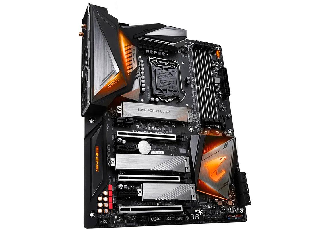 MB GIGABYTE Z390 AORUS ULTRA ( Z390 AORUS ULTRA ) LGA 1151 | LED- RGB