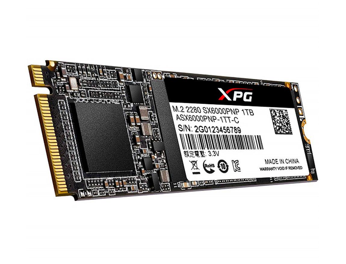 SSD M.2 SOLIDO ADATA 1TB XPG SX6000 PRO ( ASX6000PNP-1TT-C ) NVME