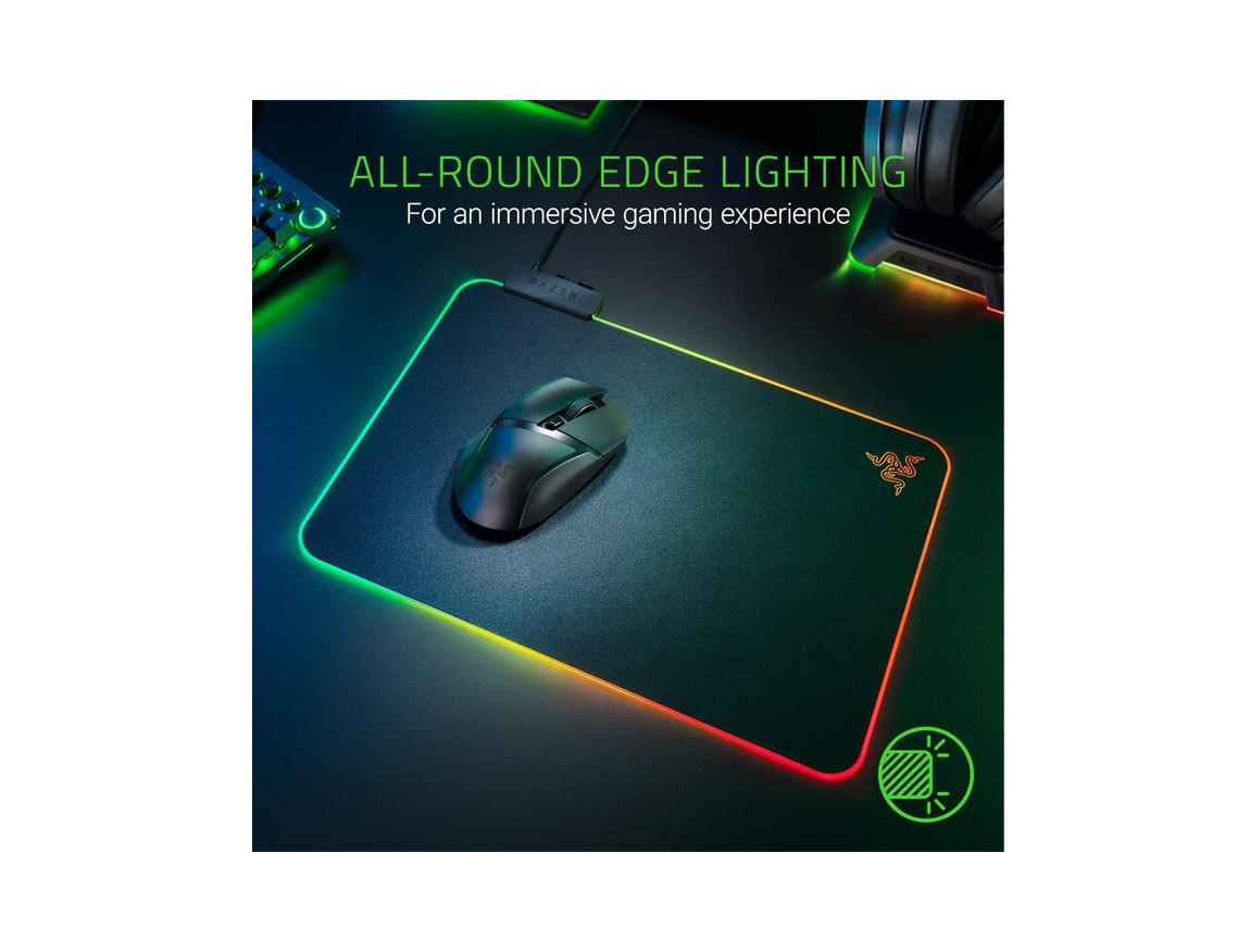 PAD MOUSE RAZER FIREFLY V2 ( RZ02-03020100-R3U1 ) GAMING | LED - RGB