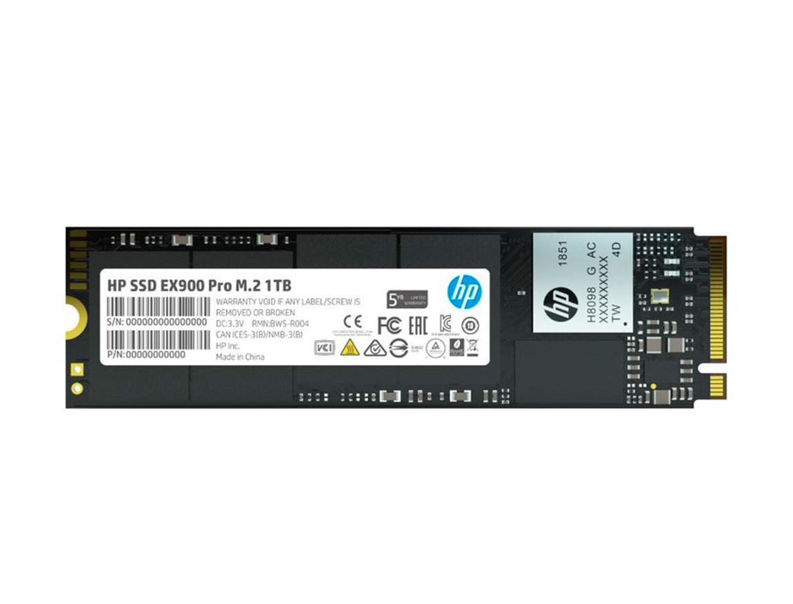 SSD  M.2 SOLIDO HP EX900 PRO 2280 1TB ( 9XL77AA#ABM ) NVME