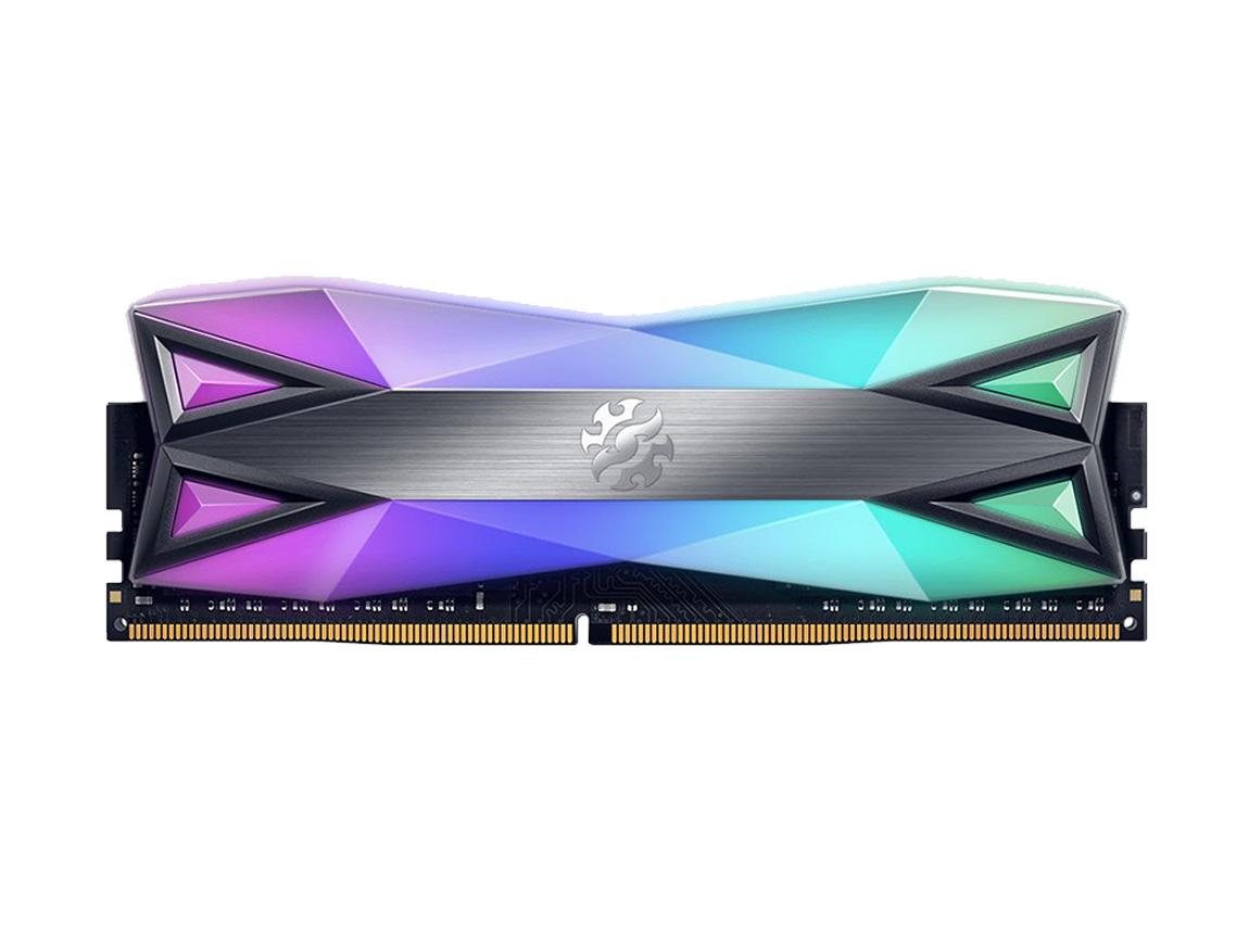 MEM. RAM ADATA XPG SPECTRIX D60G DDR4 16GB/3200 ( AX4U3200716G16A-ST60 ) NEGRO  