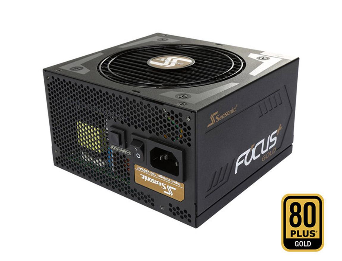 FUENTE SEASONIC FOCUS ( SSR-850FX ) 850W | GOLD | MODULAR