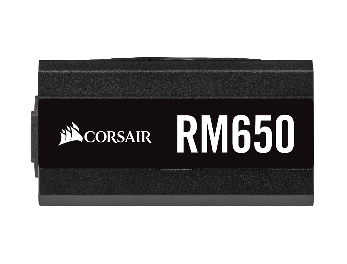 FUENTE CORSAIR RM650 ( CP-9020194-NA ) 650W | GOLD | MODULAR