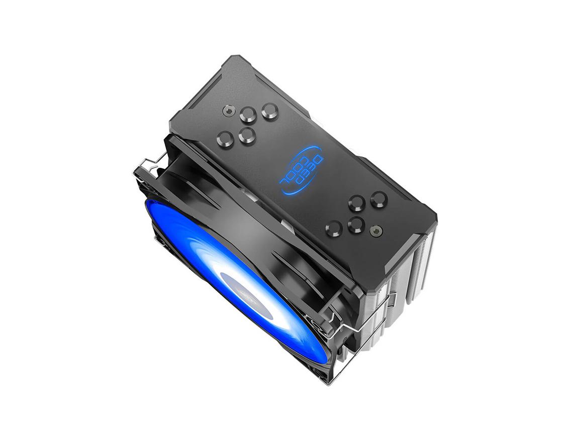 COOLER PROC. DEEP COOL GAMMAXX GT V2 ( DP-MCH4-GMX-GTV2 ) LED - RGB