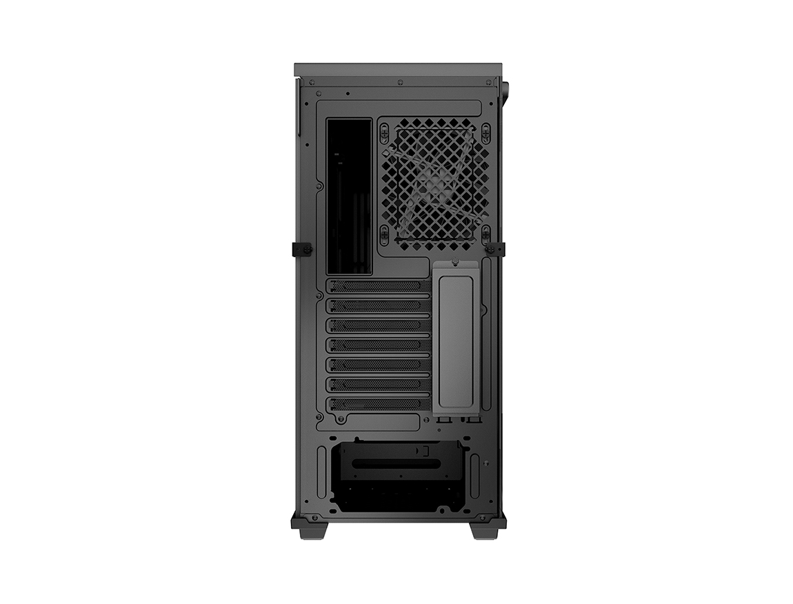 CASE GAMER STORM MACUBE 310 ( GS-ATX-MACUBE310-BKG0P ) S/ FUENTE | NEGRO | 1 PANEL VIDRIO