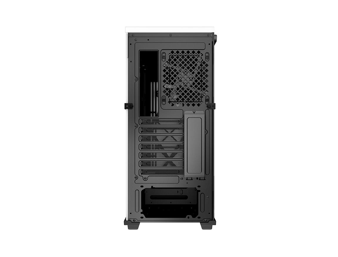 CASE GAMER STORM MACUBE 310 WH ( GS-ATX-MACUBE310-WHG0P ) S/ FUENTE | BLANCO | 1 PANEL VIDRIO