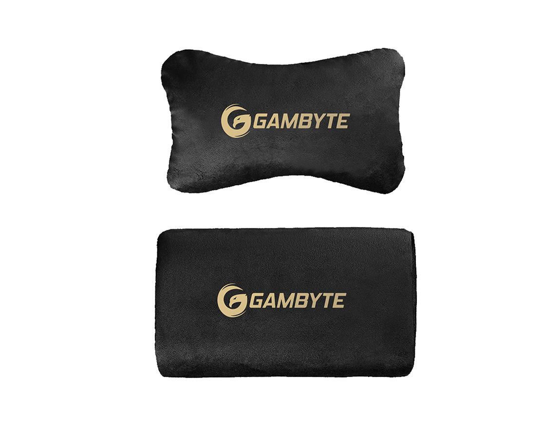 SILLA GAMBYTE PREMIUM ( VG01- 19- GBE ) GAMING | ROJA C/ BLANCO+NEGRO