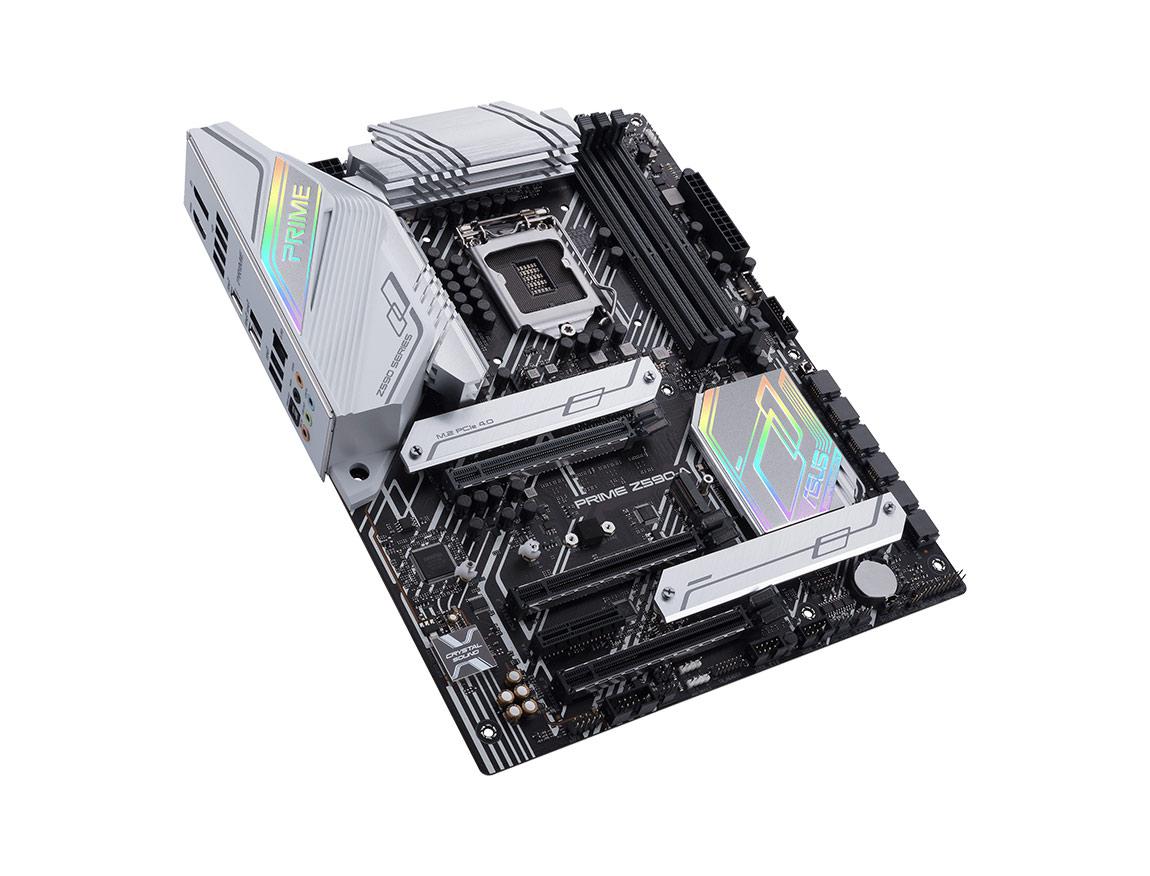 MB ASUS PRIME Z590-A ( PRIME Z590-A ) LGA 1200   LED - RGB
