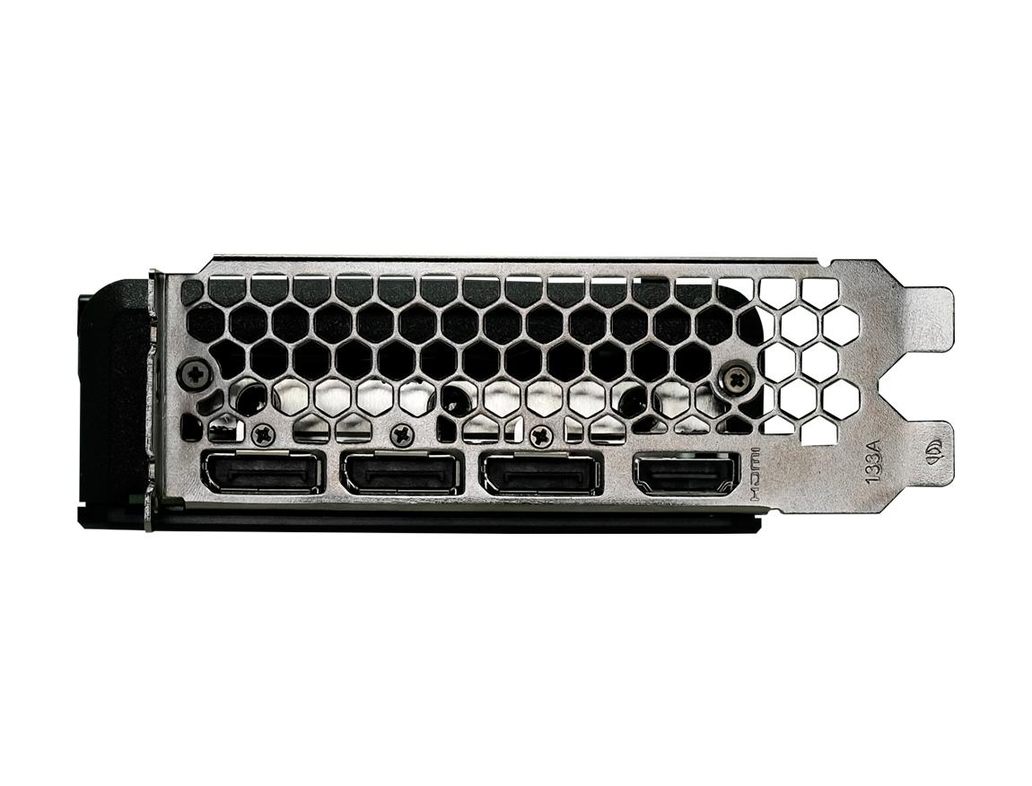 TARJ. VIDEO PALIT GEFORCE RTX 3060TI DUAL 8GB GDDR6 ( NE6306T019P2-190AD ) | DP