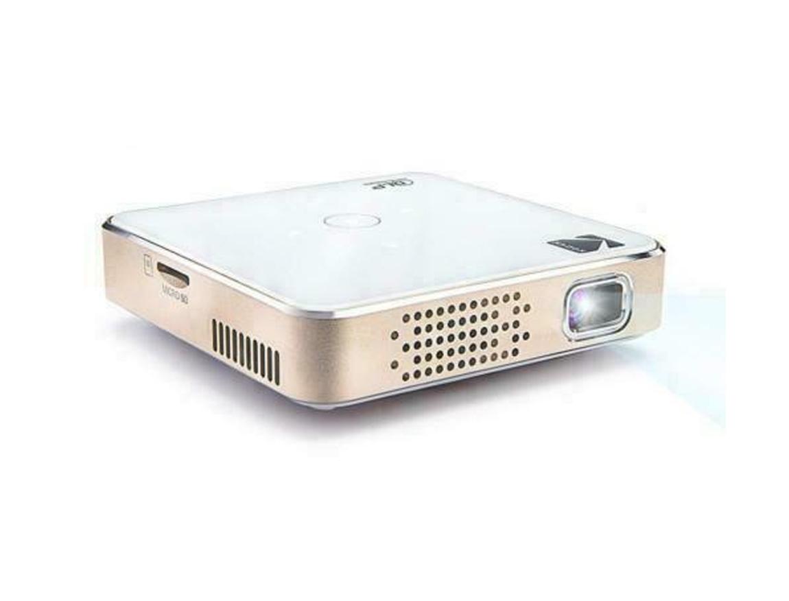 PROYECTOR MINI KODAK LUMA 75 ( RODPJS75 ) HDMI - USB - MICRO USB