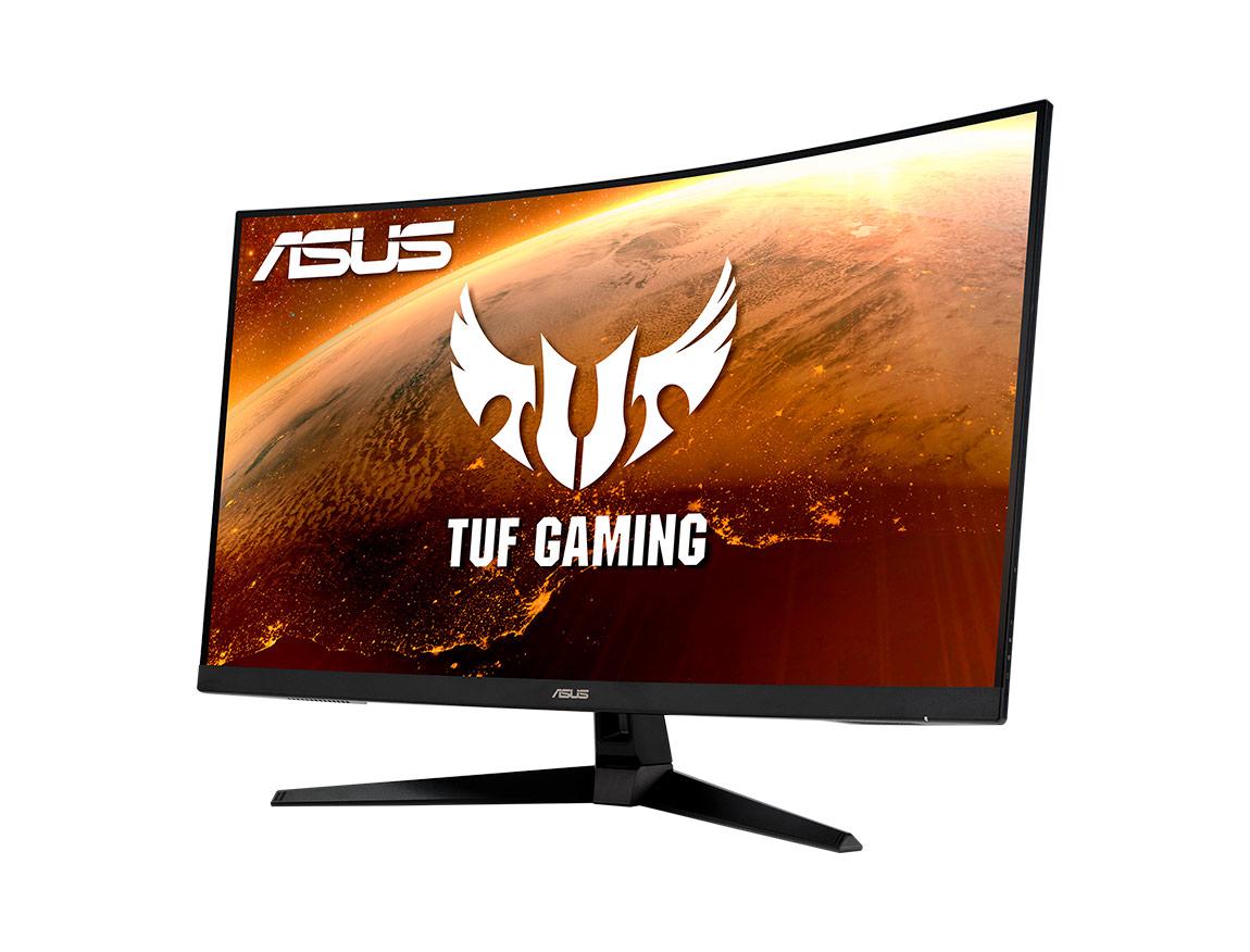 "MONITOR ASUS LED 31.5"" TUF GAMING ( VG32VQ1B ) GAMING   CURVO   2 HDMI -  DP   1MS   165HZ"