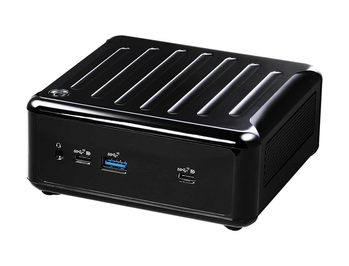 PC MINI ASROCK NUC BOX-1115G4/US/AI ( 90PXG7W0-P0UAY100 ) I3-1115G4 | 1 SLOT 2.5