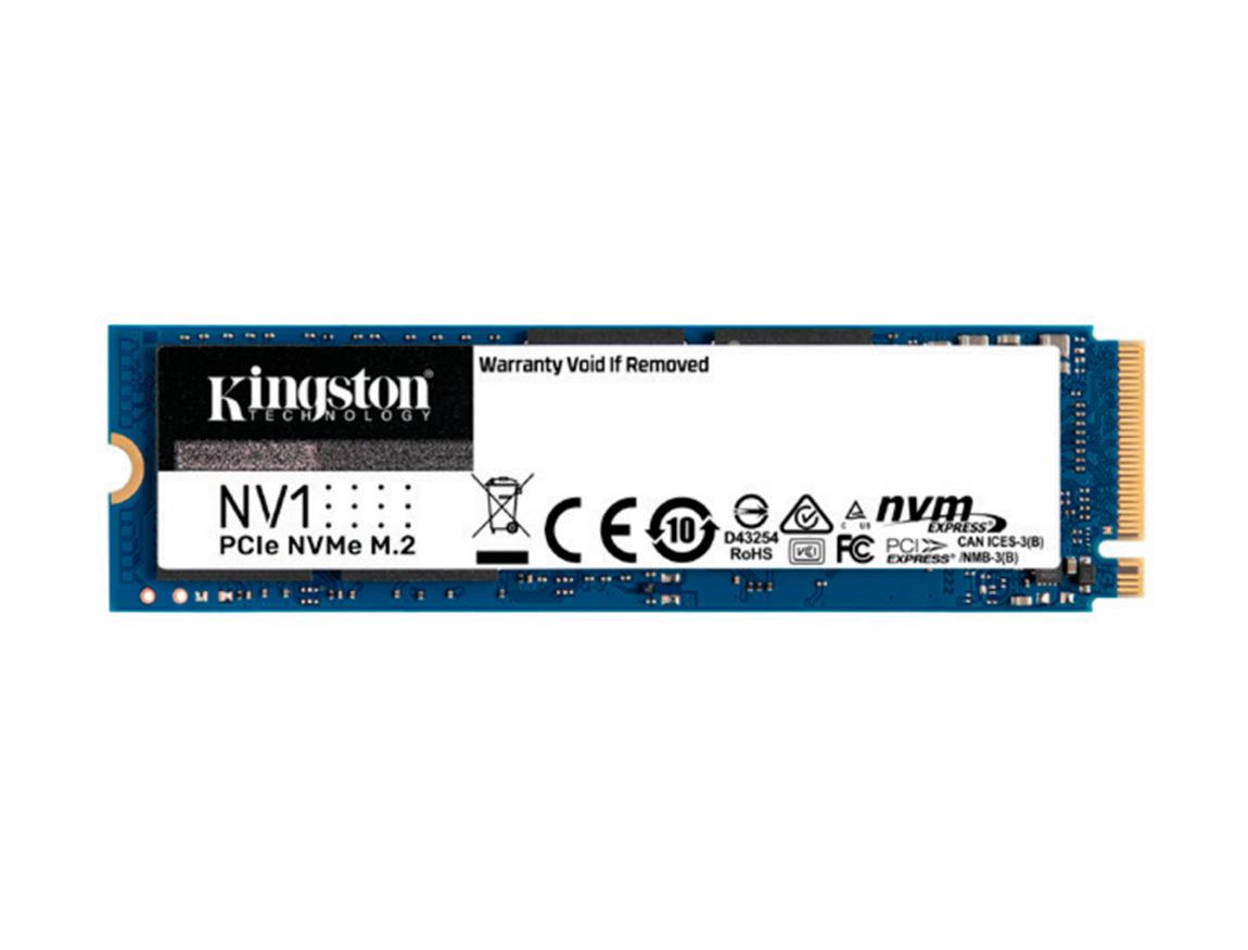 SSD M.2 SOLIDO KINGSTON NV1 2280 1TB ( SNVS/1000G ) PCIE NVME