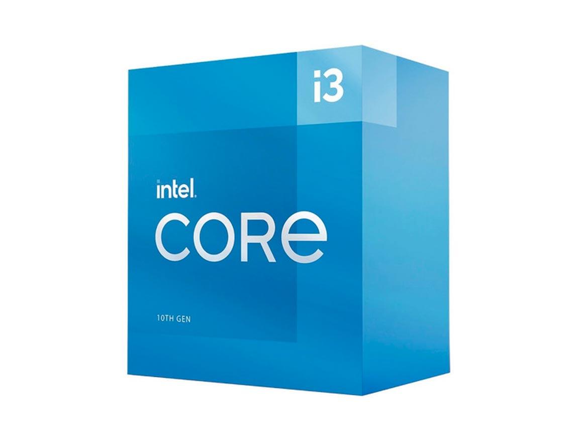 PROC. INTEL CORE I3 10105 ( BX8070110105 ) 3.7GHZ-6MB | LGA 1200