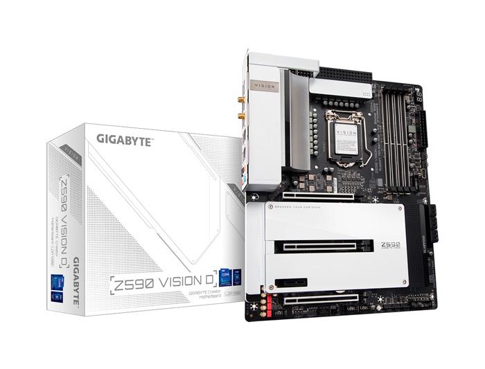 MB GIGABYTE Z590 VISION D ( Z590 VISION D ) LGA 1200