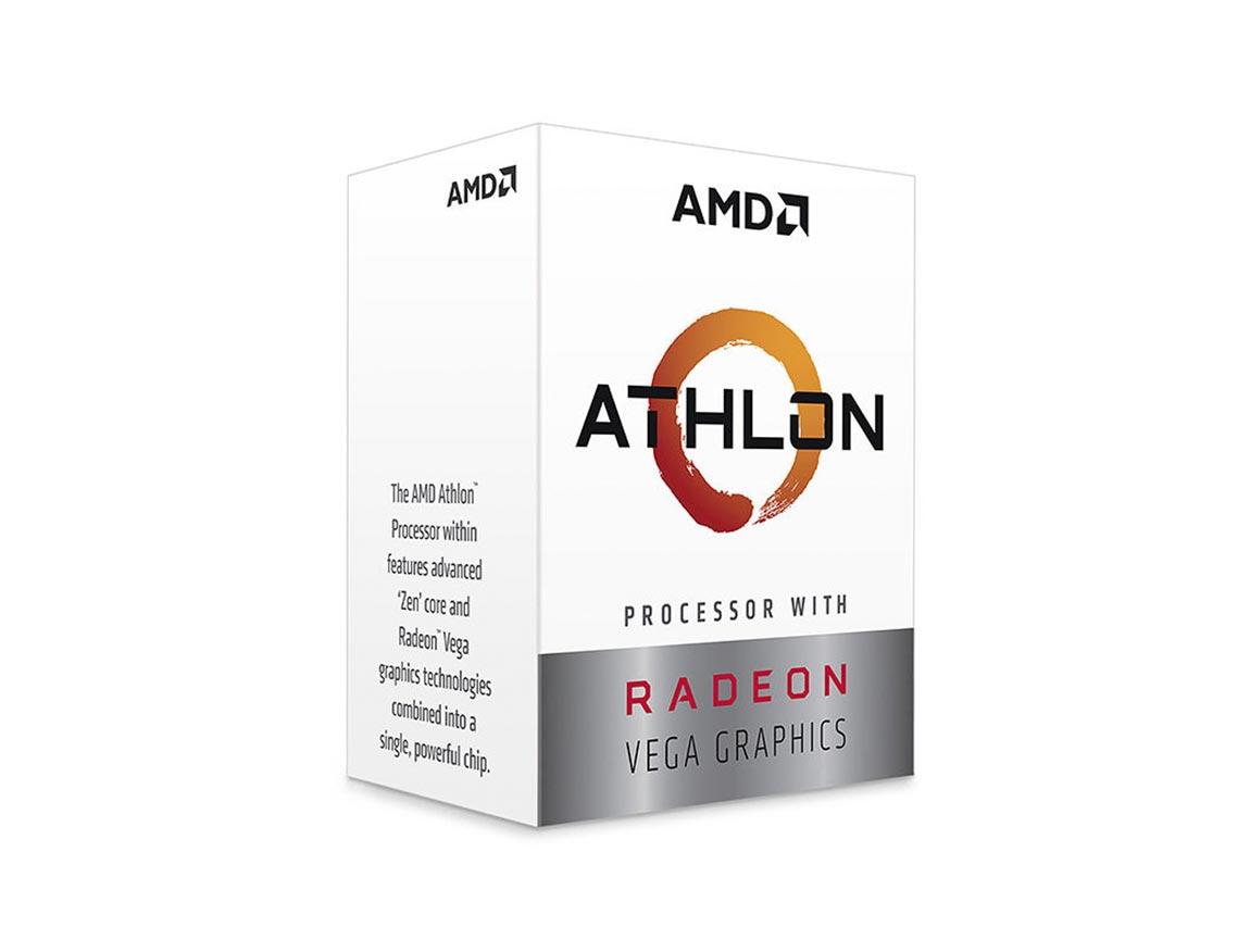PROC. AMD ATHLON 320GE ( YD32GEC6M20FH ) 3.5GHZ-4.0MB | AM4 | OEM