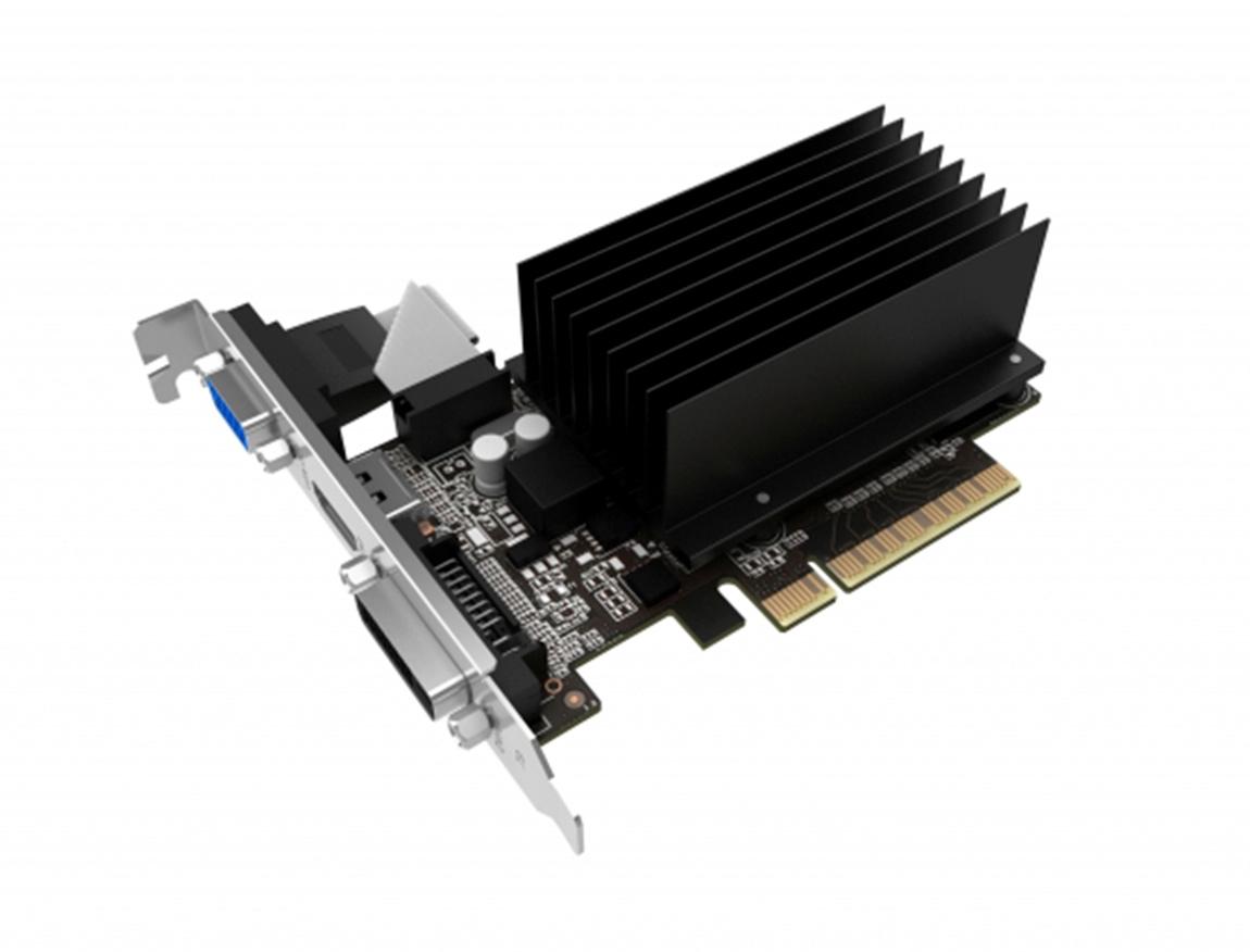 TARJ. VIDEO GAINWARD GEFORCE GT 710 2GB DDR3 ( 426018336-3576 )   LP-BD   64 BIT