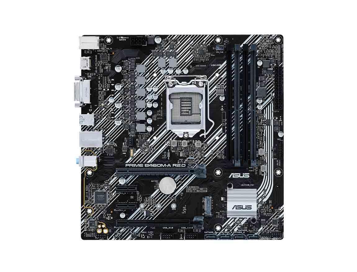 MB ASUS PRIME B460M-A R2.0 ( 90MB18A0-M0EAY0 ) LGA 1200