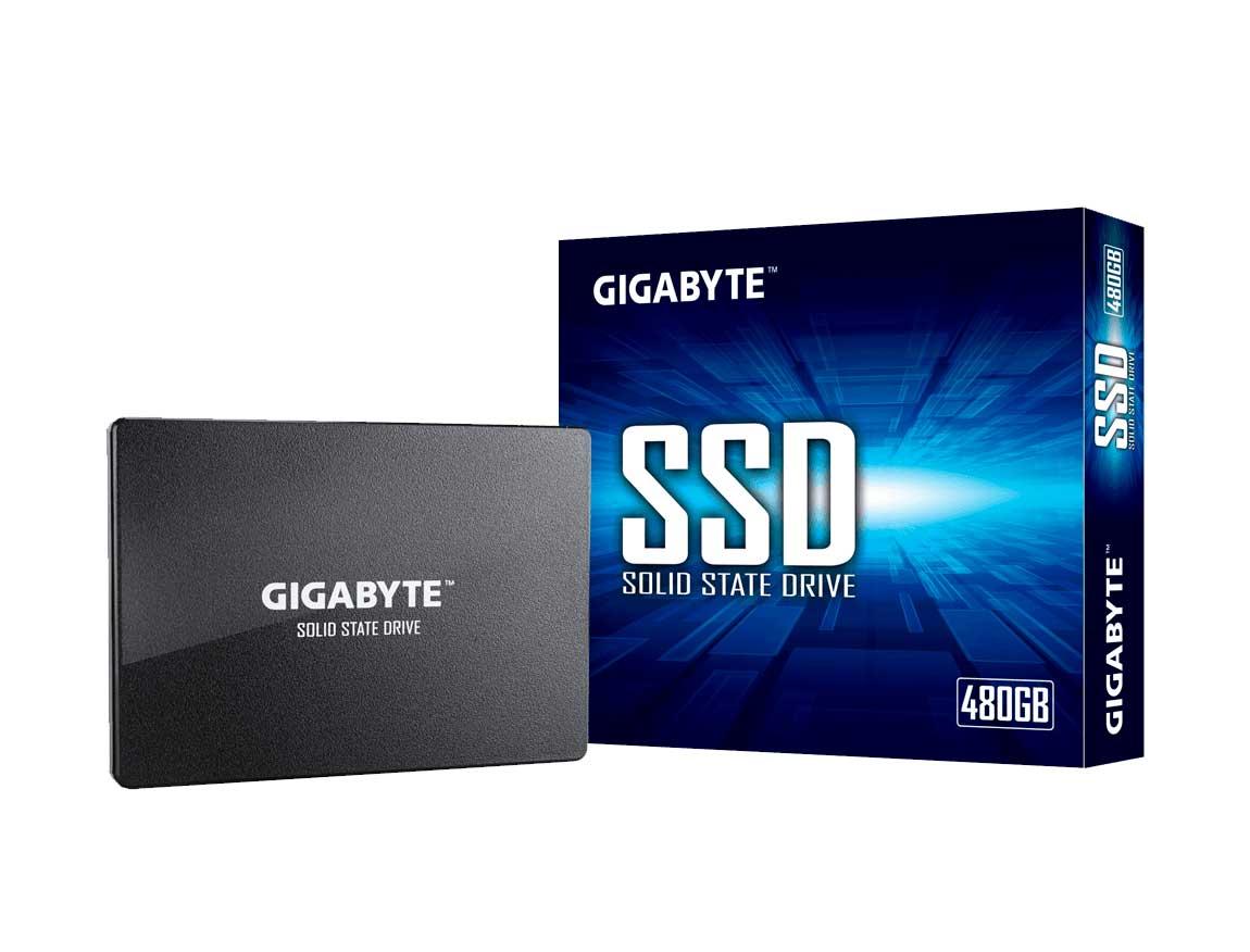 SSD SOLIDO GIGABYTE 480GB ( GP-GSTFS31480GNTD )