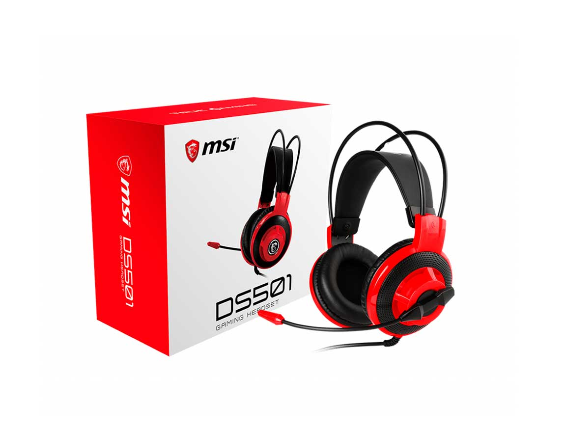 AURICULAR MSI HS501 ( DS501 ) GAMING
