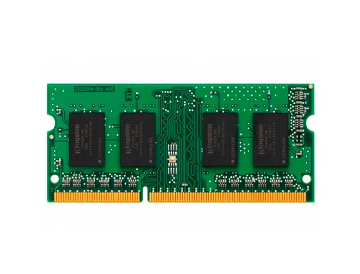 MEM. SODIMM KINGSTON DDR3 4GB/1600 ( KVR16LS11/4WP )