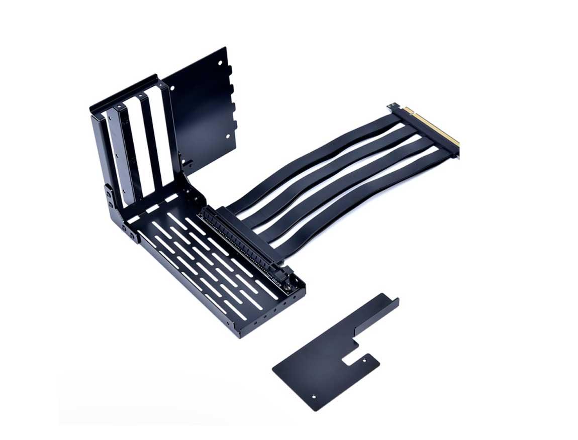 CABLE RISER LIAN LI LANCOOL II-1X ( G47.PW-PCI-420 ) PREMIUM PCI-E 16X 4.0 BLACK