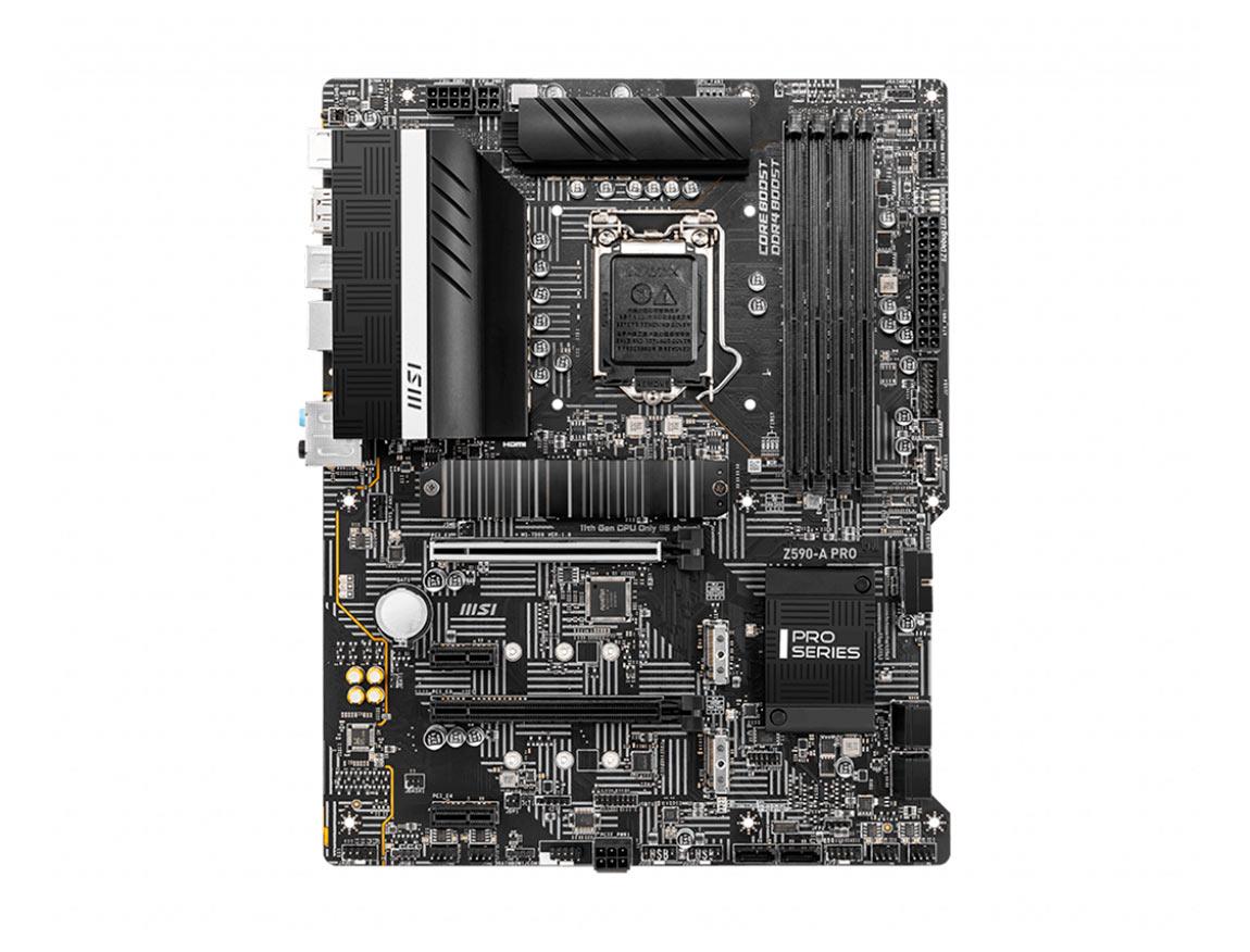 MB MSI Z590-A PRO ( Z590-A PRO ) ( 911-7D09-013 ) | LGA 1200