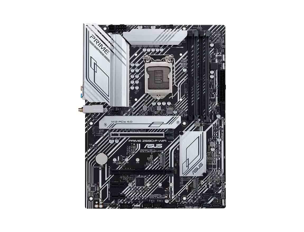 MB ASUS PRIME Z590-P WIFI ( PRIME Z590-P ) LGA 1200 | LED - RGB