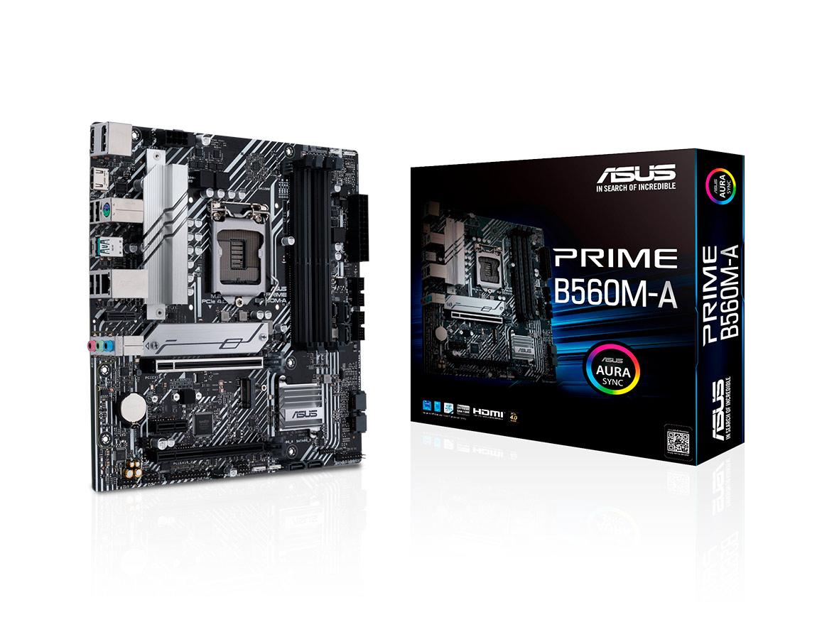 MB ASUS PRIME B560M-A ( PRIME B560M-A ) LGA 1200