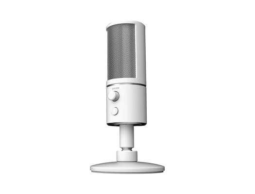MICROFONO RAZER SEIREN X ( RZ19-02290400-R3M1 ) MECURY WHITE   GAMING