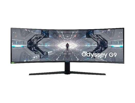 "MONITOR SAMSUNG ODYSSEY G9 49""  ( C49G95TSS ) GAMING | CURVO | HDMI - DP - USB | 240HZ - 1MS | G-SYNC"