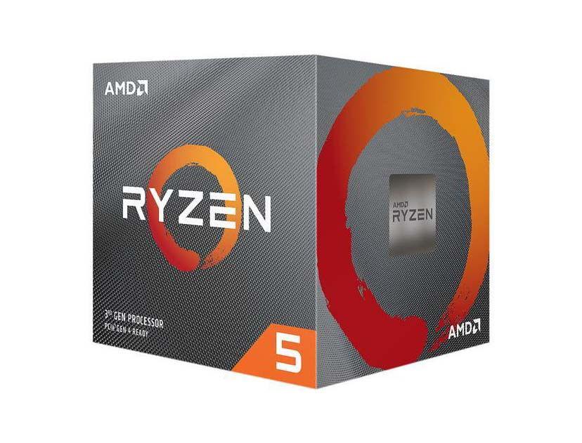 PROC. AMD RYZEN 5 3600XT ( 100-100000281BOX ) 3.8GHZ-35 MB | AM4