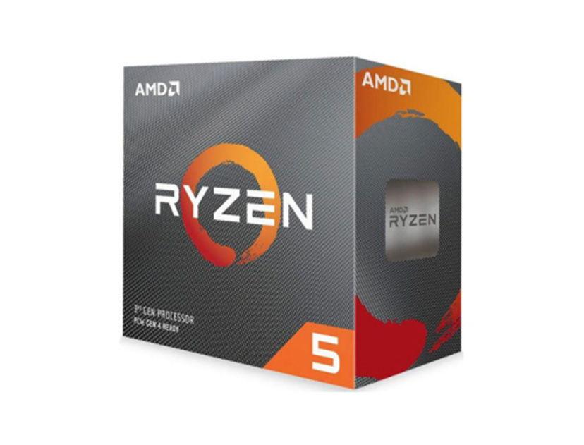 PROC. AMD RYZEN 5 3500X ( 100-100000158BOX ) 3.6GHZ-35MB   AM4