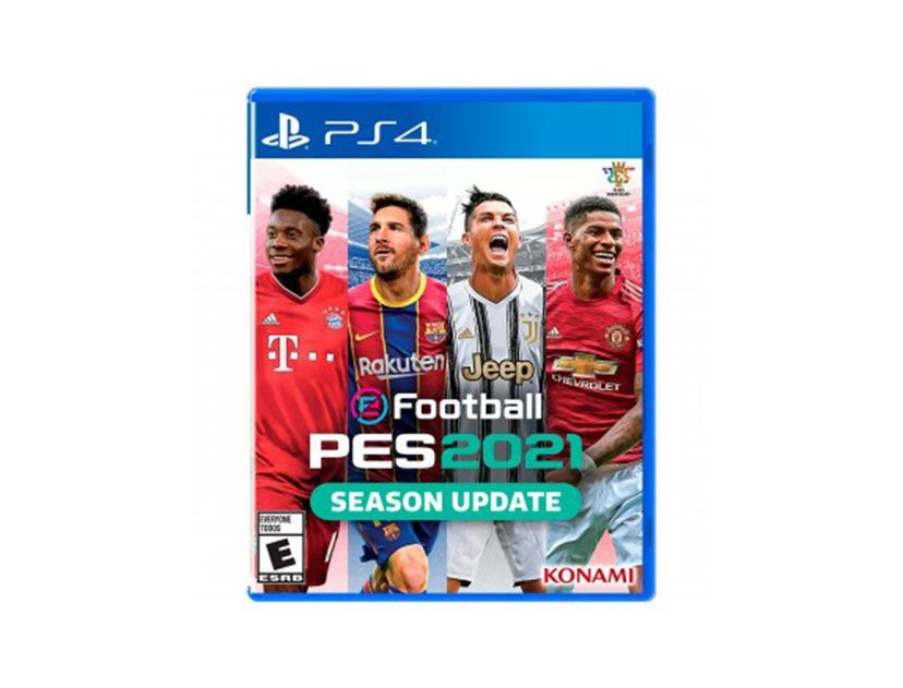 VIDEOJUEGO PLAYSTATION PS4 EFOOTBALL PES 2021 SEASON UPDATE ( 083717203445 )