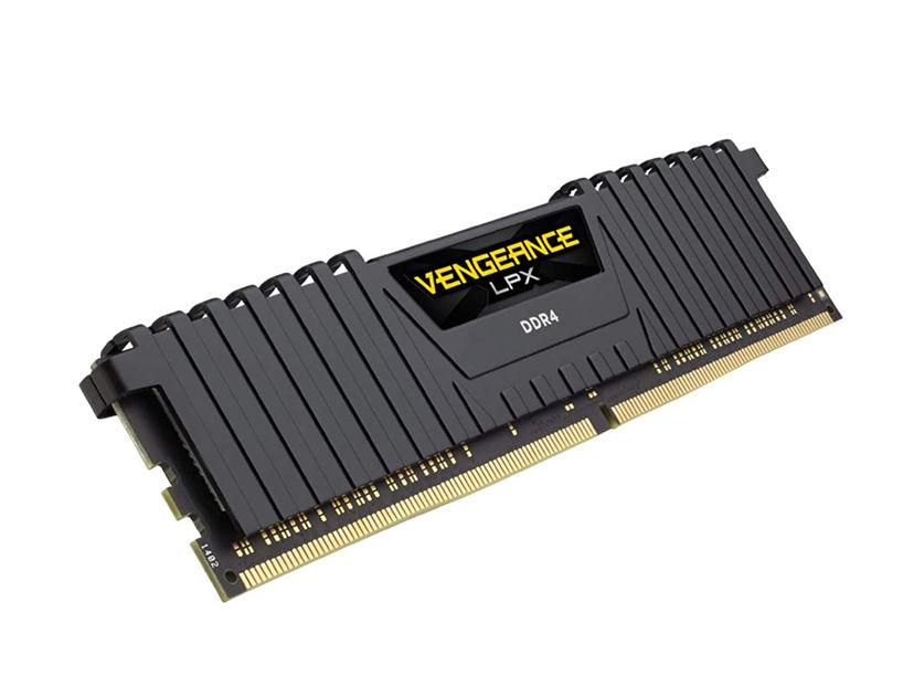 MEM. RAM CORSAIR VENGEANCE DDR4 16GB/2400 ( CMK16GX4M1A2400C14 )