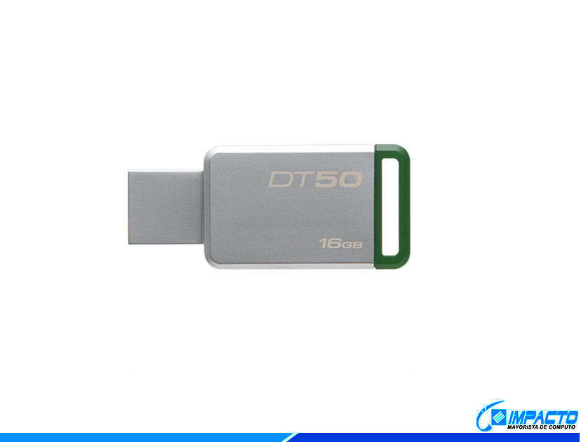 MEM. USB KINGSTON 16GB ( DT50/16GB ) DATATRAVELER 50