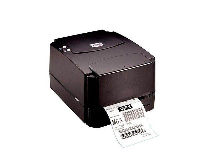IMPRESORA MINI TERMICA TSC TTP-244 PRO ( 99-057A001-0001 ) IMPRIME - ETIQUETAS | NEGRO | USB