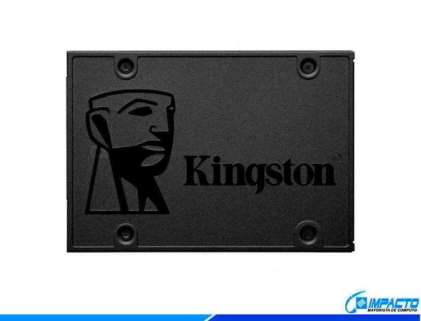 SSD SOLIDO KINGSTON 120GB ( SA400S37/120G ) BLISTER