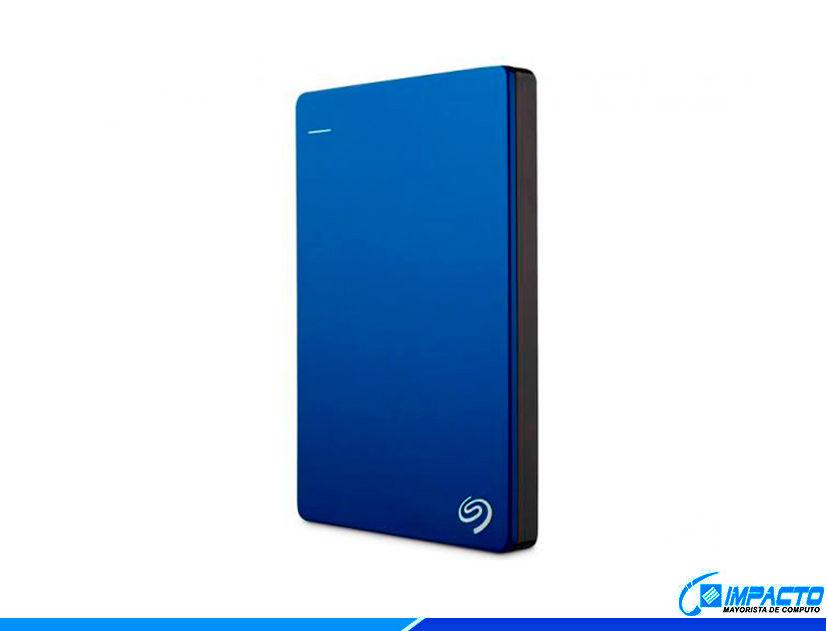 HDD EXTERNO SEAGATE 1TB ( 1K9AA3-571 ) BACKUP PLUS | SLIM | AZUL